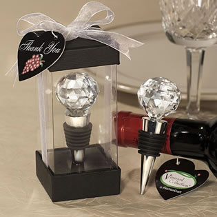 Cystal Ball Wine Stoppers