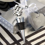 Die Design Wine Stopper Wedding Favors