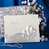 Interlocking Heart Guest Book