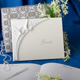 Calla Lily Themed Guest Book