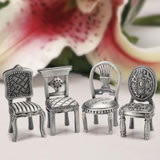 Mini Chair Placecard Holder Wedding Favors