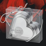 Cut out for Love Stainless Steel Cookie Cutter