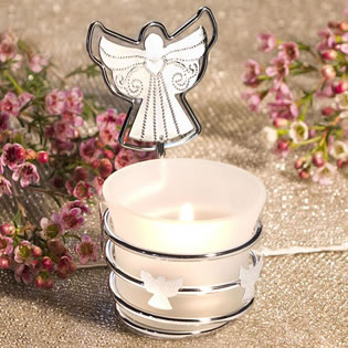 Guardian Angel Candle Favors