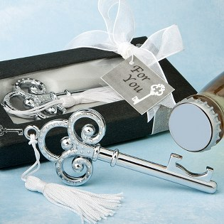 Key Bottle Opener Favors