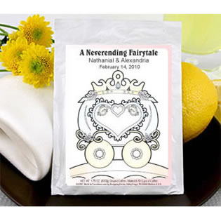 Personalized Lemonade Wedding Favors
