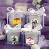Personalized Candle Favors