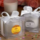 Anniversary Themed Candle Favors