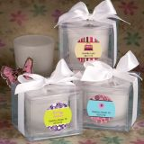 Sweet Sixteen Candle Favors