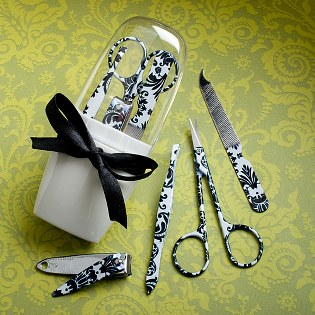 70802ac63ff Damask Manicure Sets