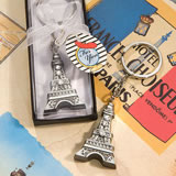 Eiffel Tower Key Chain Favors
