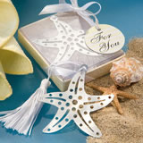 Starfish Bookmark Favors