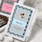 Personalized Notebook Wedding Favors - ON SALE