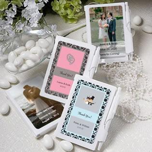 New Damask Manicure Sets Useful Wedding Favors 18
