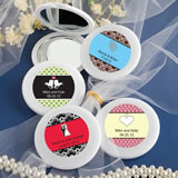 Love Themed Compact Mirror Favors