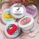 Shower Themed Compact Mirror Favors