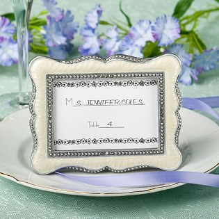 Victorian Place Card Favors