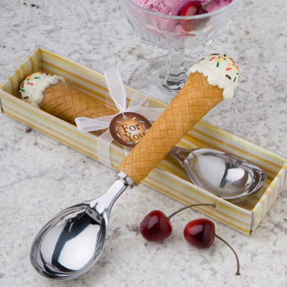 Ice Cream Scoop Favors