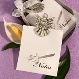 Angel Notepad Favors