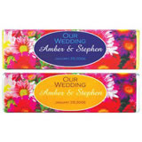 Wedding Chocolate Bar - Flower Garden