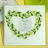 Elegant Calla Lily Photo Coaster
