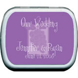 Wedding Mint Tins - Grapes