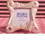 ABC Baby Block Frame Favor