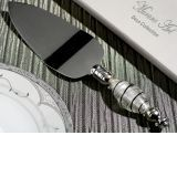 Murano Art Deco Collection Cake Server