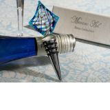 Murano Art Deco Collection Wine Stopper