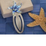 Murano Art Deco Starfish design bookmark