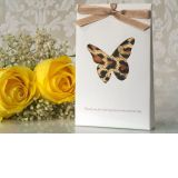 Scentsational Favors Collection Butterfly Sachet