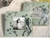 Lovebirds Design Photo Coaster