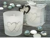 Two Hearts Are Better than One Candle Holder