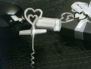 Two Hearts Are Better Than One Wine Opener