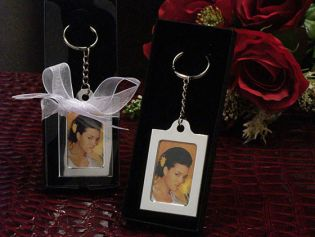 Memorable Moments Keychain Photo Frame Favors