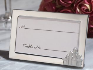 Enchanted Castle Place Card Frame Favor