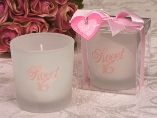 She's So Sweet Votive Candle Holder