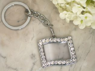 Memorable Moments Keychain & Photo Holder