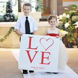 Love Collection Wedding Banners (2 Designs Available)