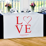 Love Collection Table Runners (2 Designs Available)
