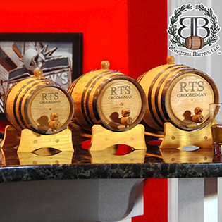 The Original Bluegrass Barrels