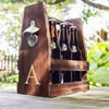 Rustic Craft Beer Carrier