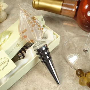 Murano Bottle Stopper - Light Color