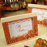 Place Card Frame Fall Design