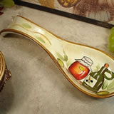 Spoon Rest - Tuscan Cucina Design