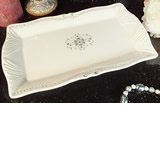 Deluxe Rectangular Platter Modern - Diamante Collection