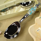 Murano Design Ice Cream Scoop - Pastel