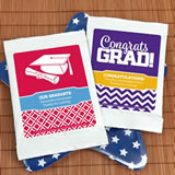 Graduation Strawberry Daiquiri Favors