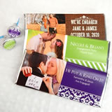 Photo Hershey's Chocolate Bar Favors