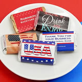Patriotic Hershey's Assorted Miniatures