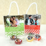 Photo Life Savers Candy Mini Gift Tote Favors